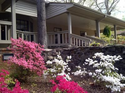Springtime at Green Oaks