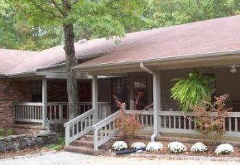 Creel House Entrance